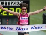 Новый рекорд Украины в женском марафоне