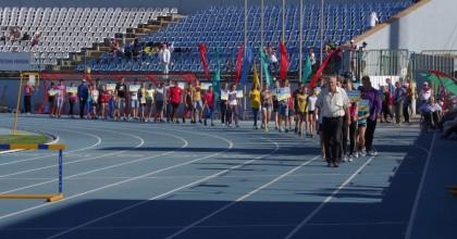 Результаты Командного Чемпионата Украины по легкой атлетике в Кировограде