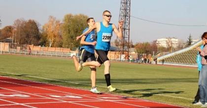 Результати Чемпіонату області з легкої атлетики серед ДЮСШ