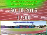 Официальное открытие стадиона им.Ю.А.Гагарина