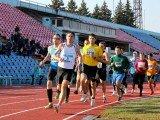 Открытие дорожек на стадионе им. Ю.А.Гагарина