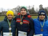 Победа на Чемпионате Украины по метаниям
