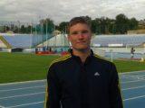 Денис Ракуненко — призер Чемпионата Украины