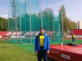 Вадим Журба третій в міжнародній матчевій зустрічі!