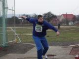 Результати зимового Чемпіонату Украиїни з метань