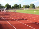 Чемпіонат області з легкої атлетики серед ДЮСШ 19 квітня