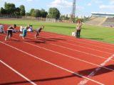 Результати: «Чемпіонат області з легкої атлетики серед ДЮСШ»