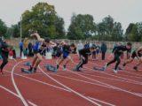Розклад змагань  Командного чемпіонату міста з легкої атлетики 2019