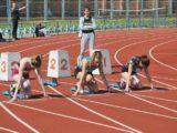 Черниговская легкая атлетика (відео)